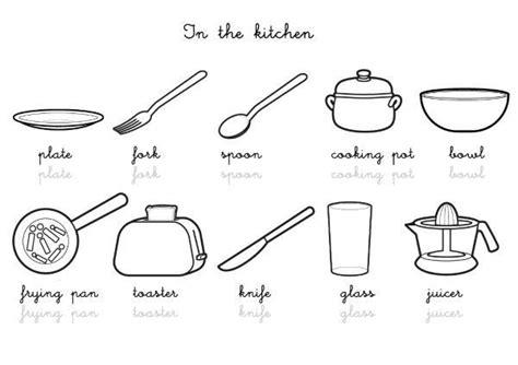 ustensiles de cuisine en anglais maison design bahbe com