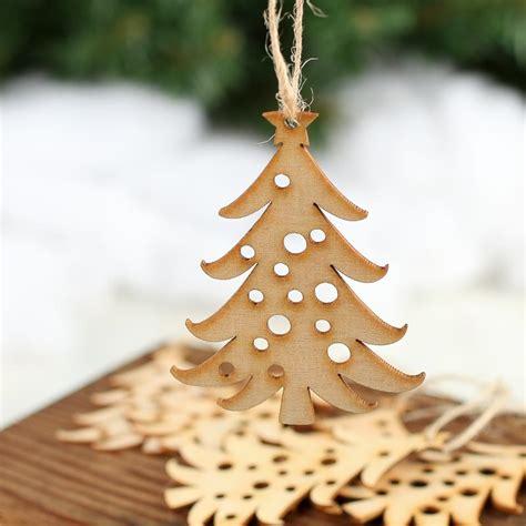 laser cut christmas ornaments