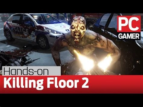 killing floor 2 full match gameplay games