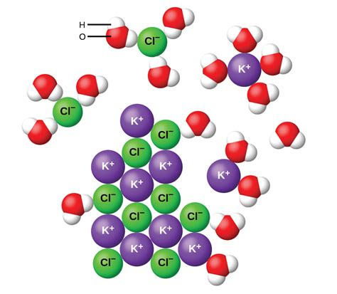 hydration of ions 11 2 electrolytes chemistry
