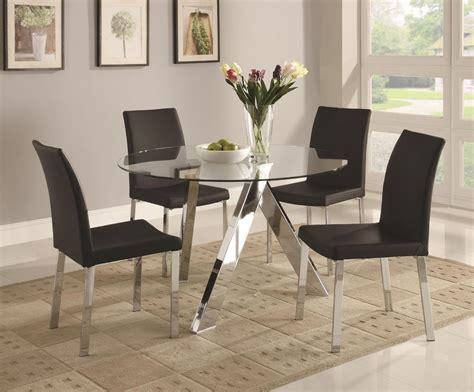 emejing glass dining room tables for sale pictures
