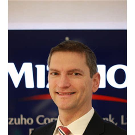 mizuho bank frankfurt ralf gerhardt relationship manager senior director