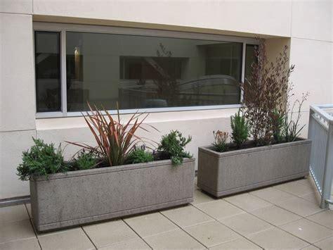 vasi in plastica da esterno fioriere da esterno fioriere