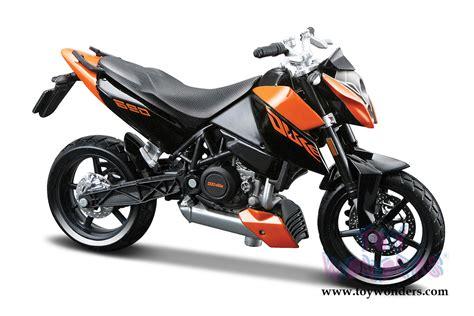 Diecast Ktm 690 Duke Maisto 2 wheelers ktm 690 duke motorcycle 31300 690 1 18 scale