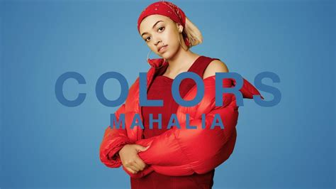 show in color mahalia sober a colors show