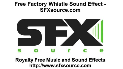 whistle sound effect free factory whistle sound effect from sfxsource