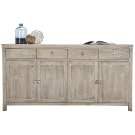 Cancun Furniture by Freedom Furniture Cancun 4 Door 4 Drawer Buffet Auction