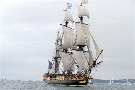 hermione bateau francais la fr 233 gate de guerre fran 231 aise l hermione pourrait