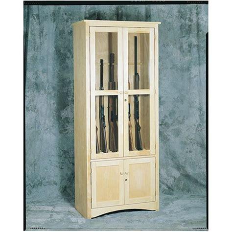 h1201 gun cabinet plans woodworking gun