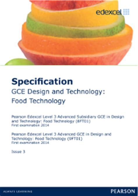 design criteria exle food tech a level design and technology food technology pearson