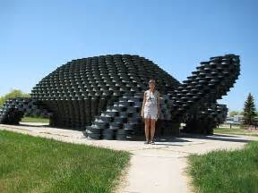 relaxshacks house built from tires part two and ten