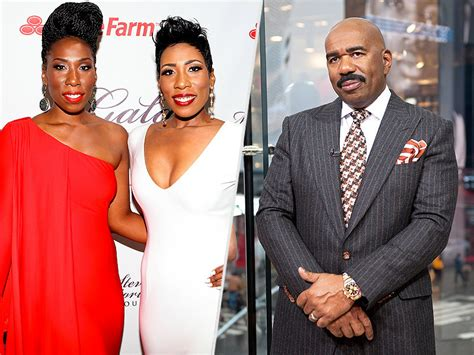 steve harvey daughter jair styles steve harvey on leaving first wife and family to chase his