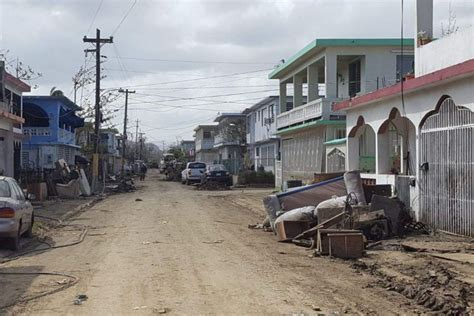 Pr After Mba In Australia by Hurricane Mayor Says Us Killing Us