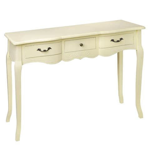 White Sofa Table Smileydot Us Antique White Sofa Tables