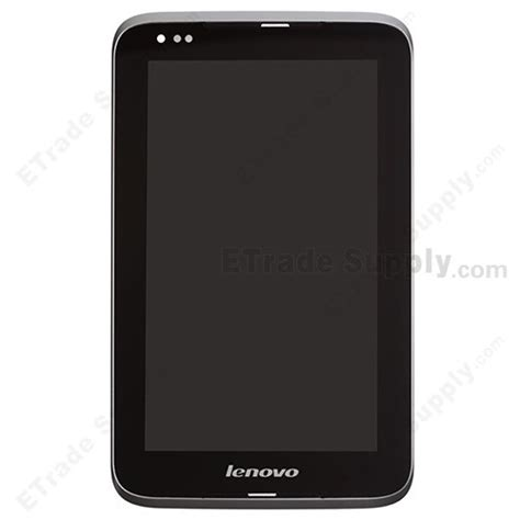 Lcd Lenovo A1000m 4 Original lenovo ideatab a1000 lcd screen and digitizer assembly