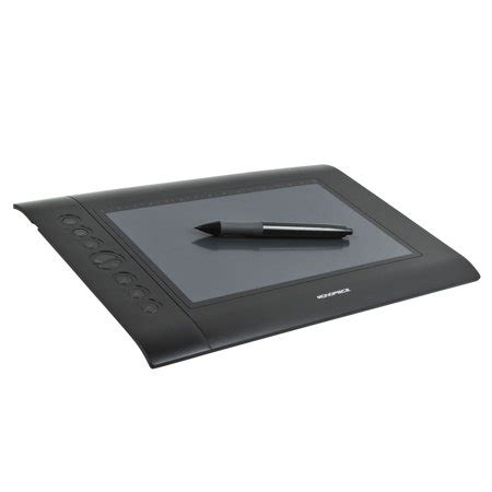 Drawing Tablet Walmart by Monoprice 10594 Graphic Drawing Tablet 10 X 6 25 Inches