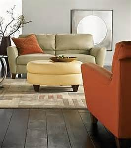 amalfi transitional leather recliner