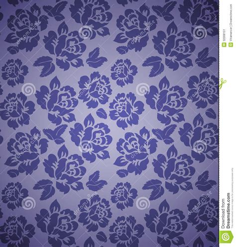 Seamless Pattern Fill Illustrator   seamless floral vector pattern stock image image 32008151