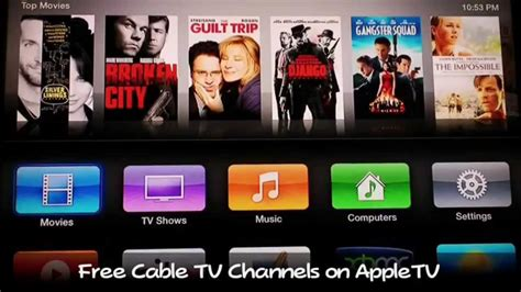 Amc Live Hd Tv Live How To Live Hdtv Channels Free On Apple Tv No More Cable Bill