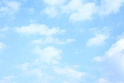 light blue spring sky  clouds     background photographic print zoom zoom