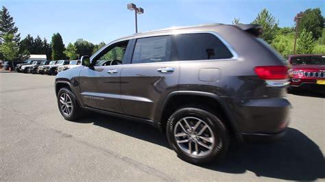 2017 jeep grand limited granite 2017 jeep grand limited 4x4 granite