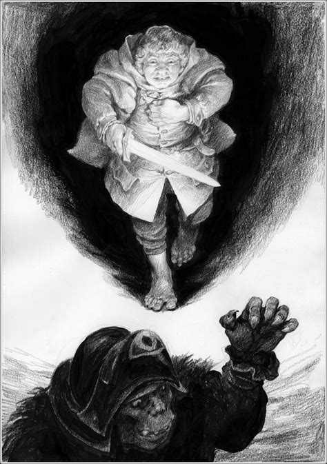 Tolkien. Ill. Denis Gordeev. - Book Graphics