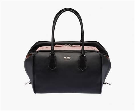 On Our Radar Prada Resort Shoes And Handbags by Black Prada Bags Www Imgkid The Image Kid Has It