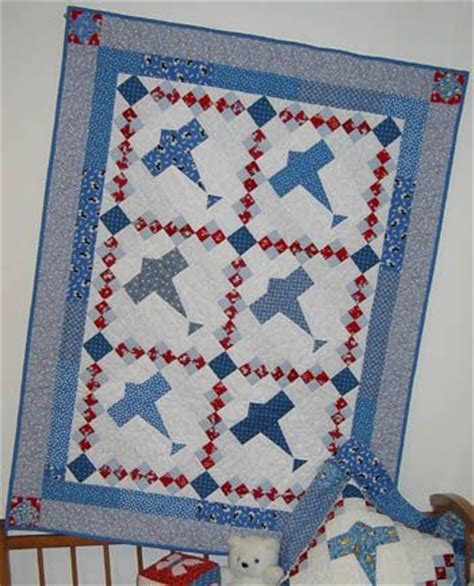 Airplane Baby Quilt Patterns Free by Applique Airplane Quilt Patterns Appliq Patterns