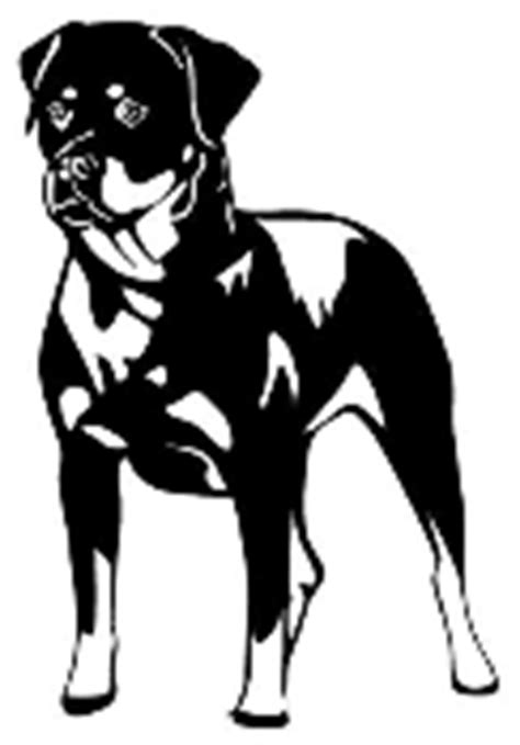 rottweiler stickers decals pin rottweiler decal pictures on