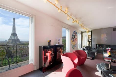 amazing of has eiffel tower apartment 4956 a room with a view 5 luxury apartments in paris with