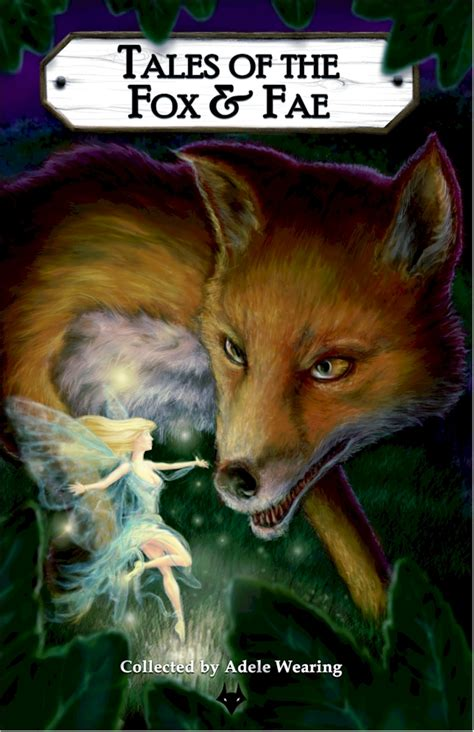 spirit books tales of the fox and fae from fox spirit books