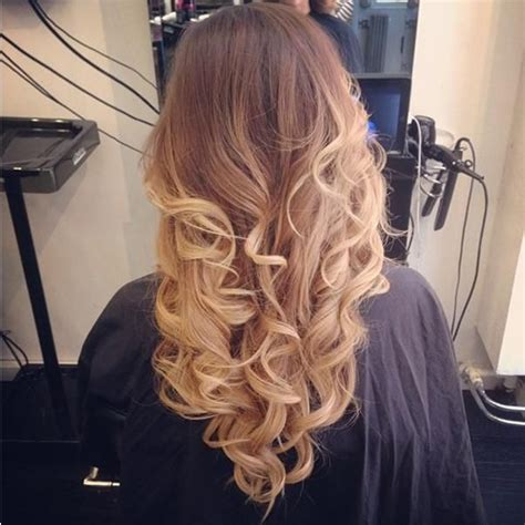 long wavy brown ombre hairstyle for women 2014 pretty 15 best long wavy hairstyles popular haircuts