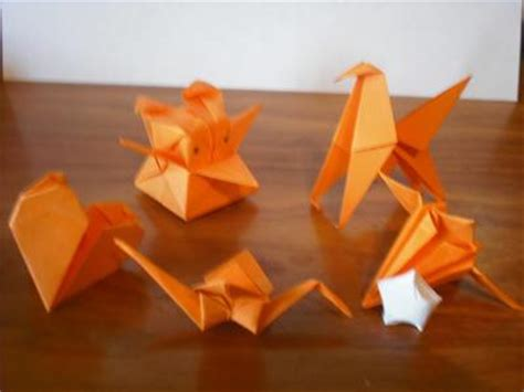 Post It Origami - origami out of post its