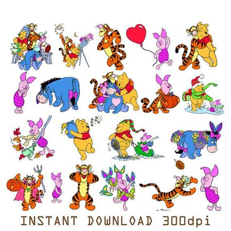 126 Best Images About Eeyore 7 Best Images About Winnie The Pooh On Clipart Two Tones And Paper