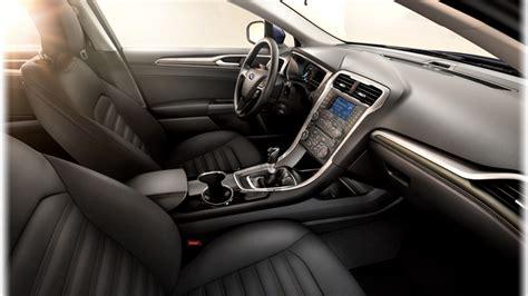 ford mondeo interni ford mondeo wagon 2015