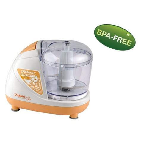 takahi baby food electric chopper