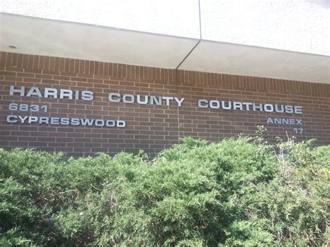 Harris County Justice Of The Peace Search Harris County Courthouse Precinct 4 Position 1 Yelp