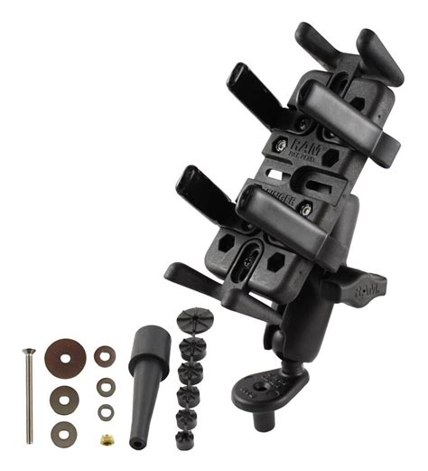 Ram Mount ram mounts stem mount finger grip cell phone kit revzilla