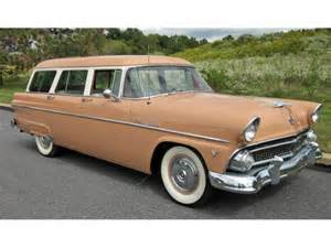 1955 Ford Station Wagon 1955 Ford Station Wagon Amazing Classic Cars