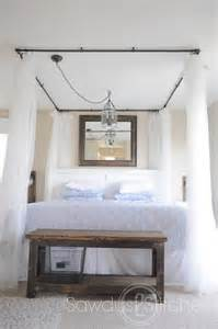 Diy Bedroom Canopy Ideas Tips To Make Diy Canopy Bed