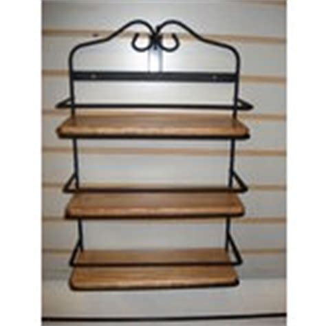 Wrought Iron Spice Rack by Wrought Iron Spice Rack With Longaberger Ornament 11 05 2010