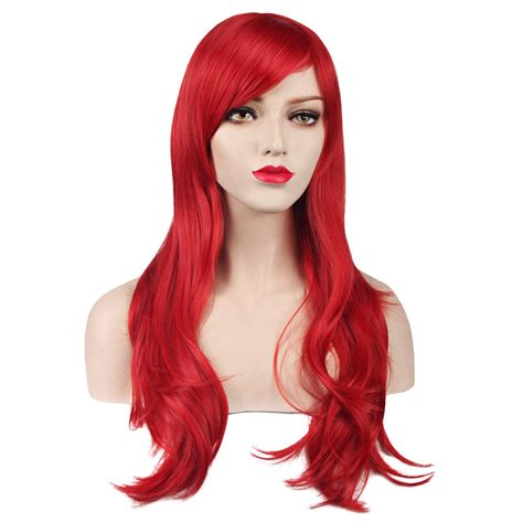 Wig Anime Anime 65cm curly 6 colors anime wig