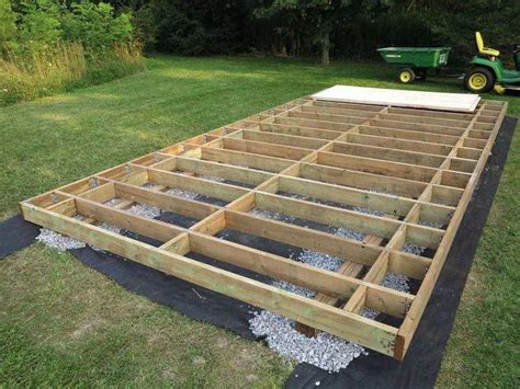 how to build a floor for a house how to build a shed floor on skids fibroidsfeel club
