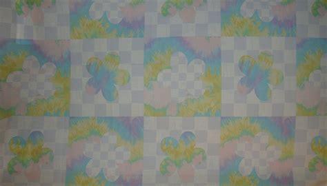 Pastel Patchwork Quilts - pastel tie dyed flower patchwork quilt blocks poly blend
