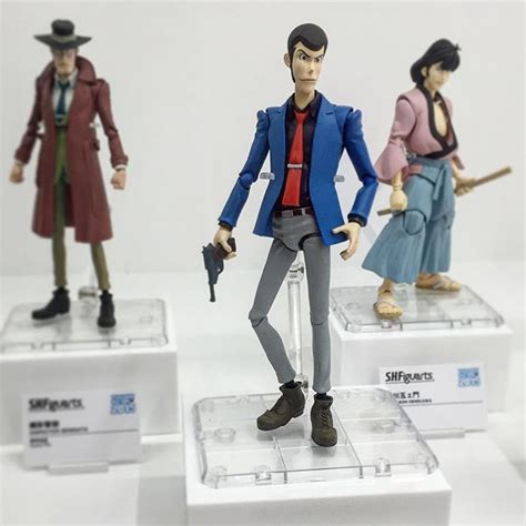 S H Figuarts Lupin The 3rd Lupin The 3rd s h figuarts lupin iii my anime shelf