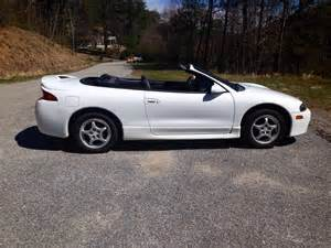 1998 Mitsubishi Spyder Convertible 1998 Mitsubishi Eclipse Spyder Pictures Cargurus