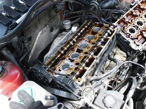 volvo 850 engine removal valve cover