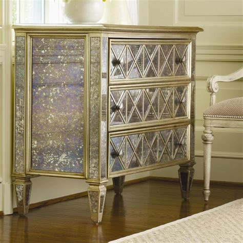 gold dresser furniture sanctuary 3 drawer front gold dresser