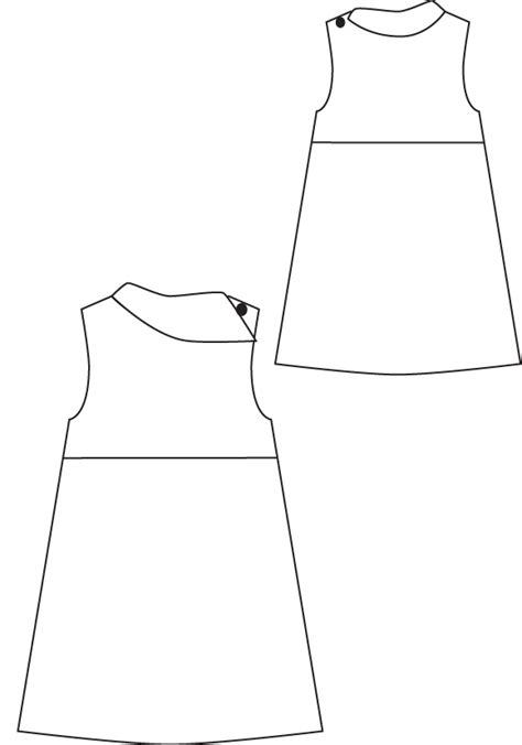 java pattern empty line blank slate fresh bloom frock child s dress downloadable