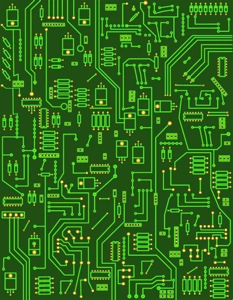 electronic circuit photopicture definition electronic circuit word  phrase image event